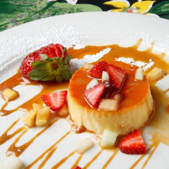 Flan - Dessert