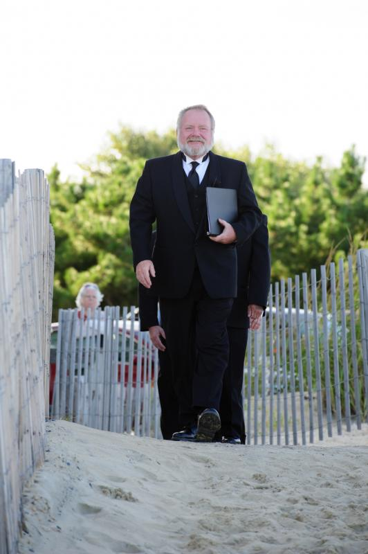 Reverend James, DelMarVa Officiant