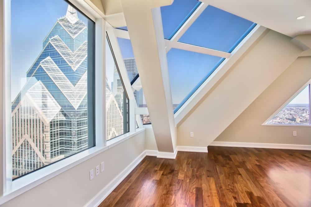 Liberty Two, Philadelphia - View from the 53rd Floor - Sold by Sheri