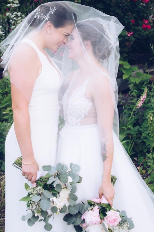 Gay weddings in NYC