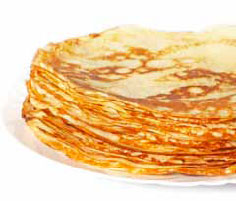 Flavorful Crepes