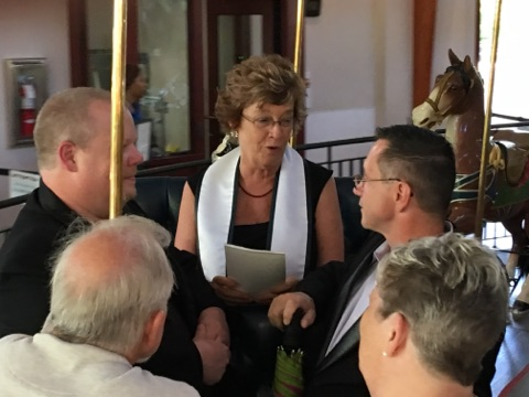 Ann McKenzie, Joy-Filled Ceremonies