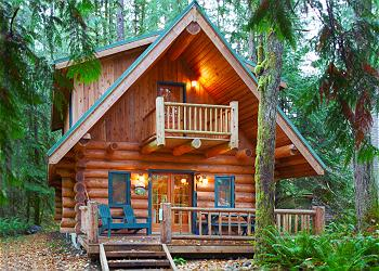 Mt. Baker Lodging - Cabin #10