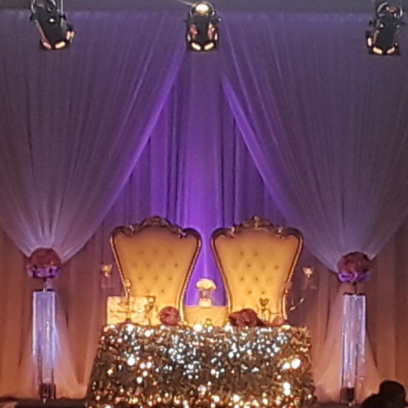 M & L event and stage lighting