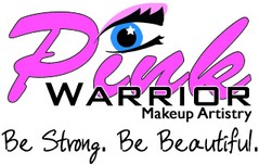 Pink Warrior Makeup Artistry