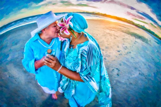 Bubba Beach Weddings