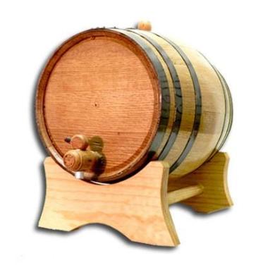Wine Barrels and Card Box