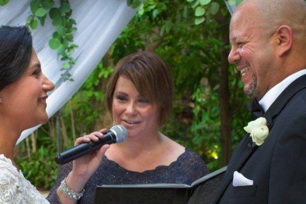Diane's Wedding Officiants