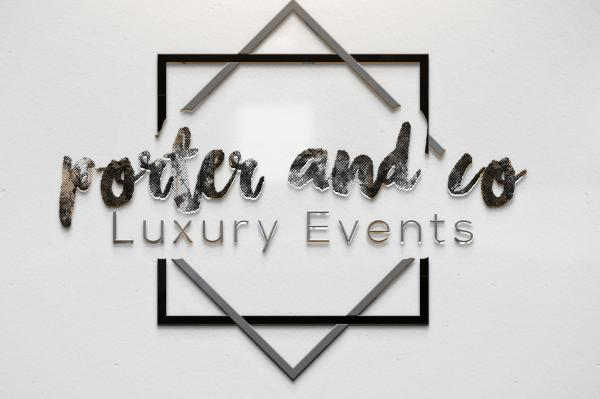 Porter and Co Luxury Events, LLC.