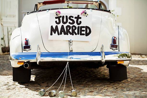 Just Married Myrtle Beach
