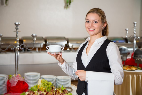 Professional Catering Staff