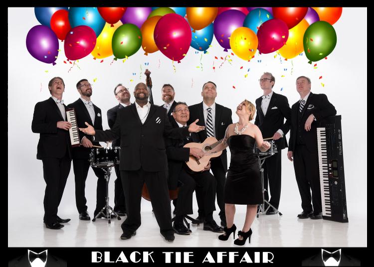 Black Tie Affair (Wedding Band)