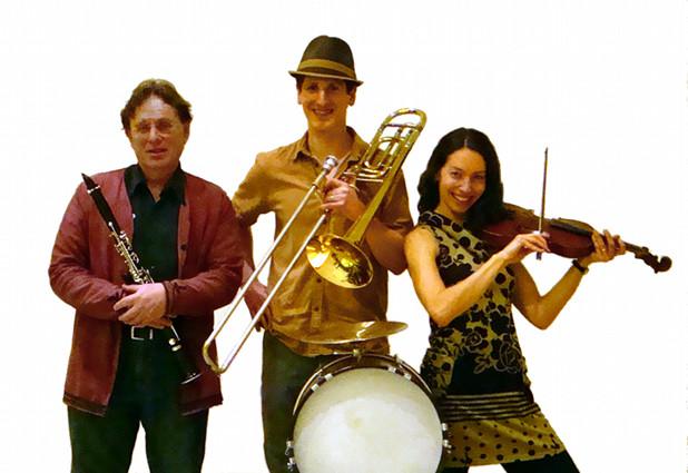 Yiddishkeit Klezmer Ensemble (Jewish Music0
