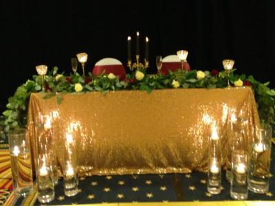 Holiday Ballroom Set