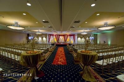 Ballroom Ceremony Set