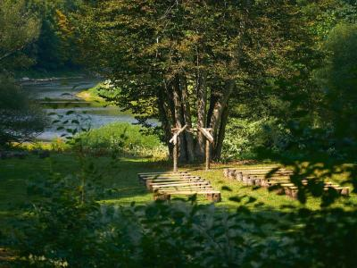 River Ceremony Site
