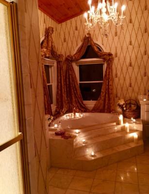 Master Bathroom - Main House