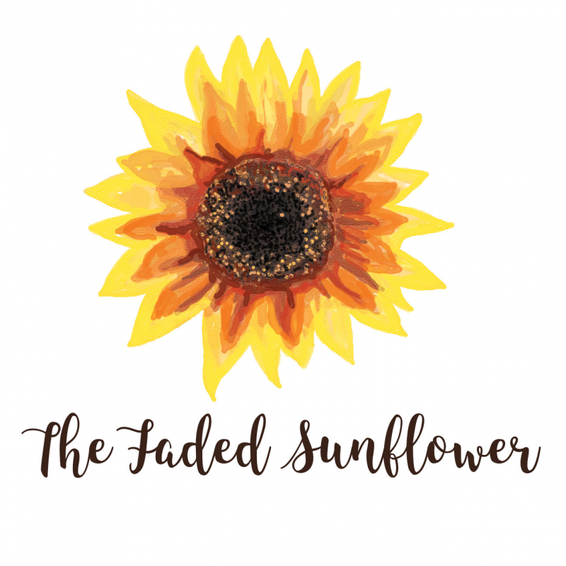The Faded Sunflower