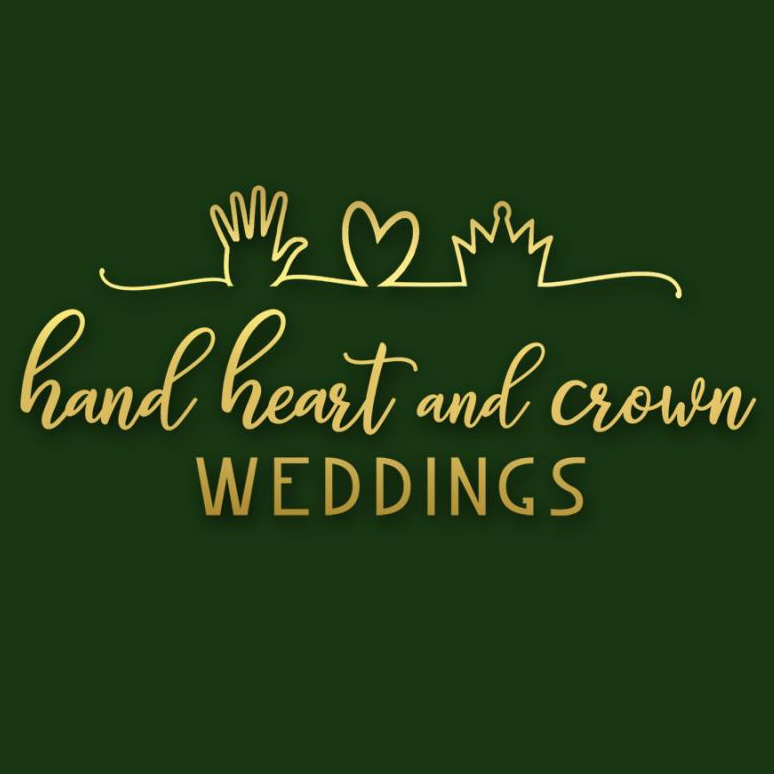 Hand Heart and Crown Weddings