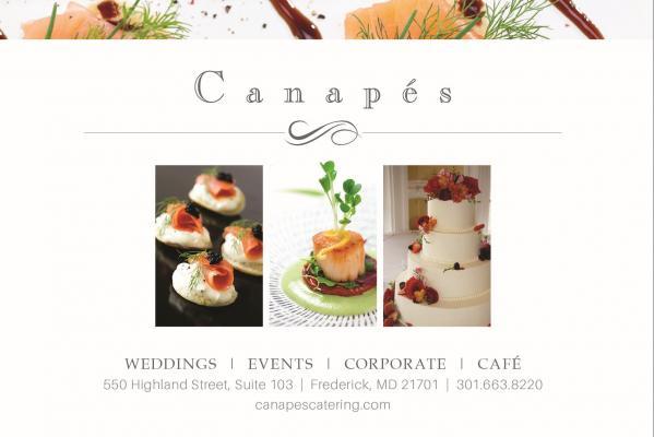 Canapés Catering