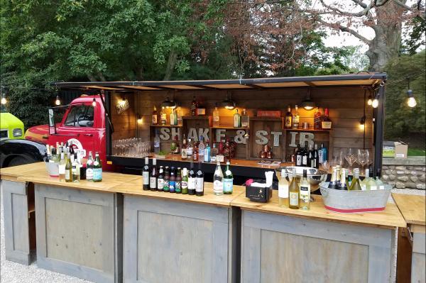 Shake and Stir Bar Trucks