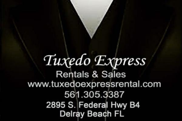 Tuxedo Express Rental