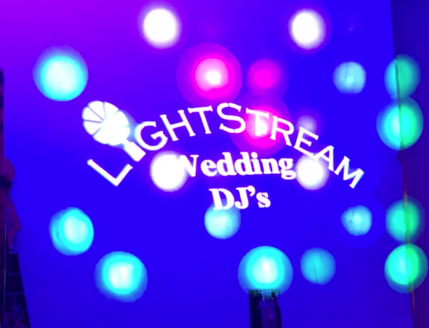 GOBO projection for your event