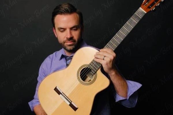 James Erickson - Classical Guitarist