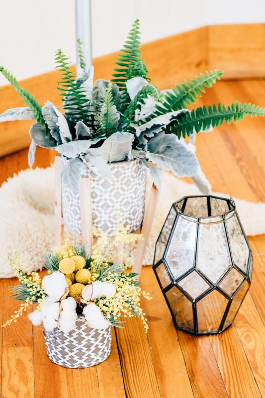 Event decor and centerpeices
