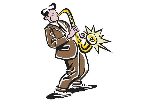The Sax Guy