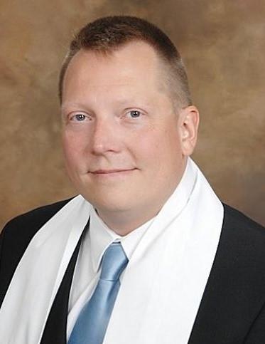 Reverend Stephan Jorgensen